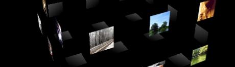 3D Cubic Gallery