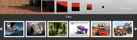 AS3 gallery with Thumbnail Slider+LoaderV3+MCTE