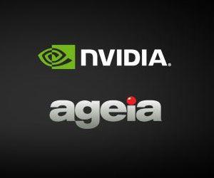 Nvidia Ageia