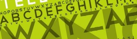 AvantGardeBT font