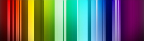 Quickly Build an Abstract Background of Colored Bars