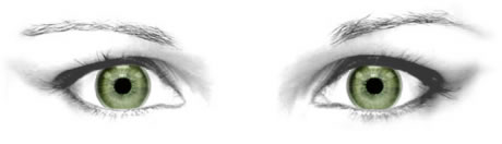 Realistic Animated Eyes in Adobe Flash