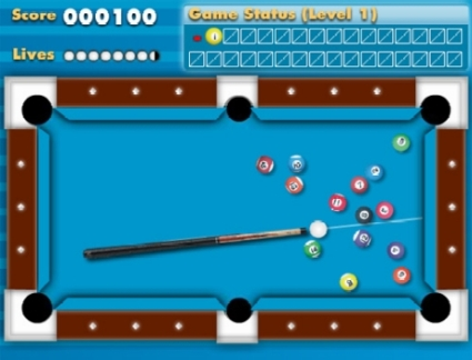 Source Code | Cool Flash pool game with highscores