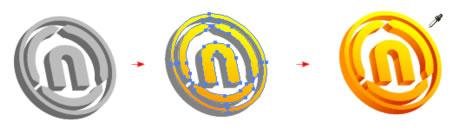 Tutorial | Create a 3D Logo with Illustrator