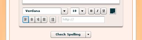FlexSpellCheck Component Source Code