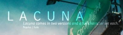 Free Font - Lacuna