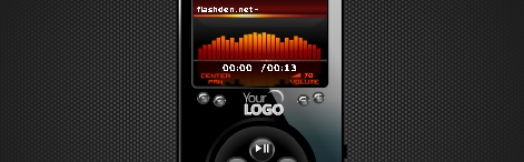 XML Driven Mp3 Player with amazing features