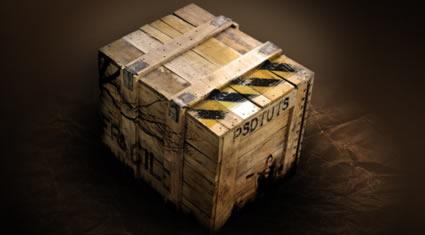 Create an Impressive Mock-up of a Grunge Box