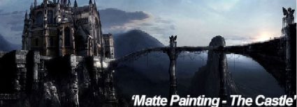 Tutorial   Matte Painting - The Castle