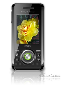 Tutorial | Sony Ericsson S500 Cell phone interface