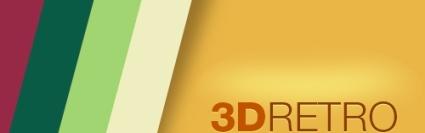 Tutorial | Design a 3D Retro Strip