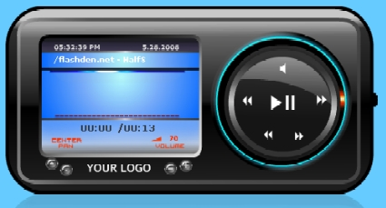 XML MP3 Player with cool features