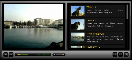 XML Video Player V1.1