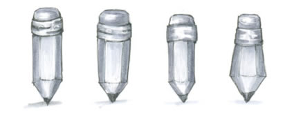 Drawing A Pencil Icon