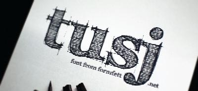 fff Tusj
