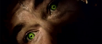 Hulk Eyes Effect