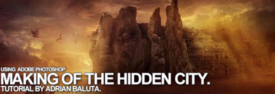 Making of The Hidden City