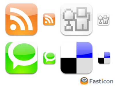 Web 2 - Social Bookmark Icons