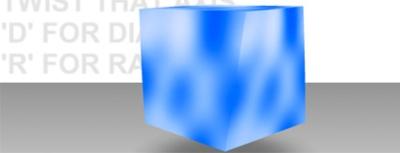Twist Modifier for PV3D